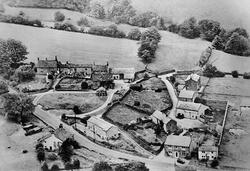 The Green 1930 - Aerial