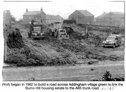 The Green 1962 - New road